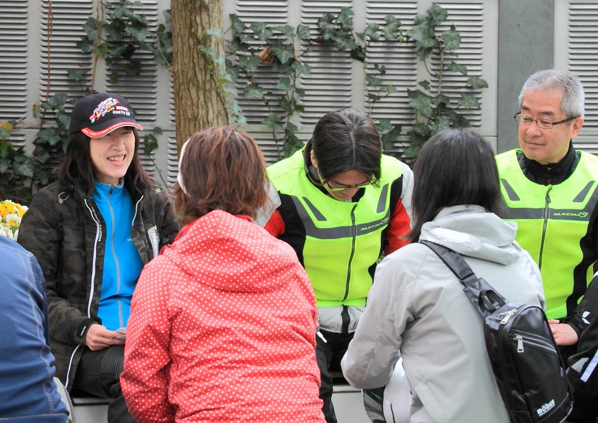 女性 & 初心者のための優しいライディングスクール「金魚塾」