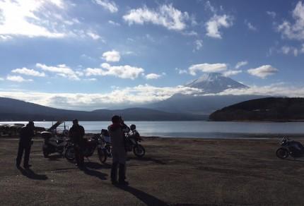 スマホ写真講座-山中湖