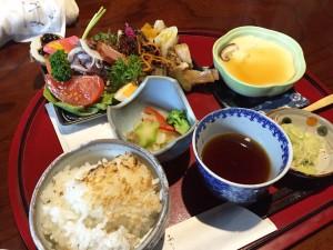 里山レストラン「ほ」