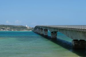 初めての路上教習 in 沖縄