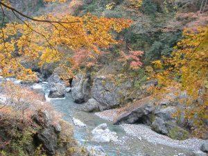 鳩ノ巣渓谷 ツーリング