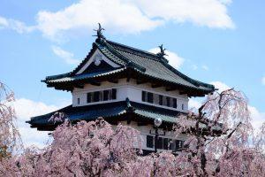 弘前城 ツーリング