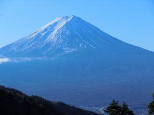 旧御坂峠 富士山 ツーリング