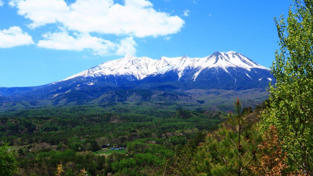 基礎御嶽山 ツーリング