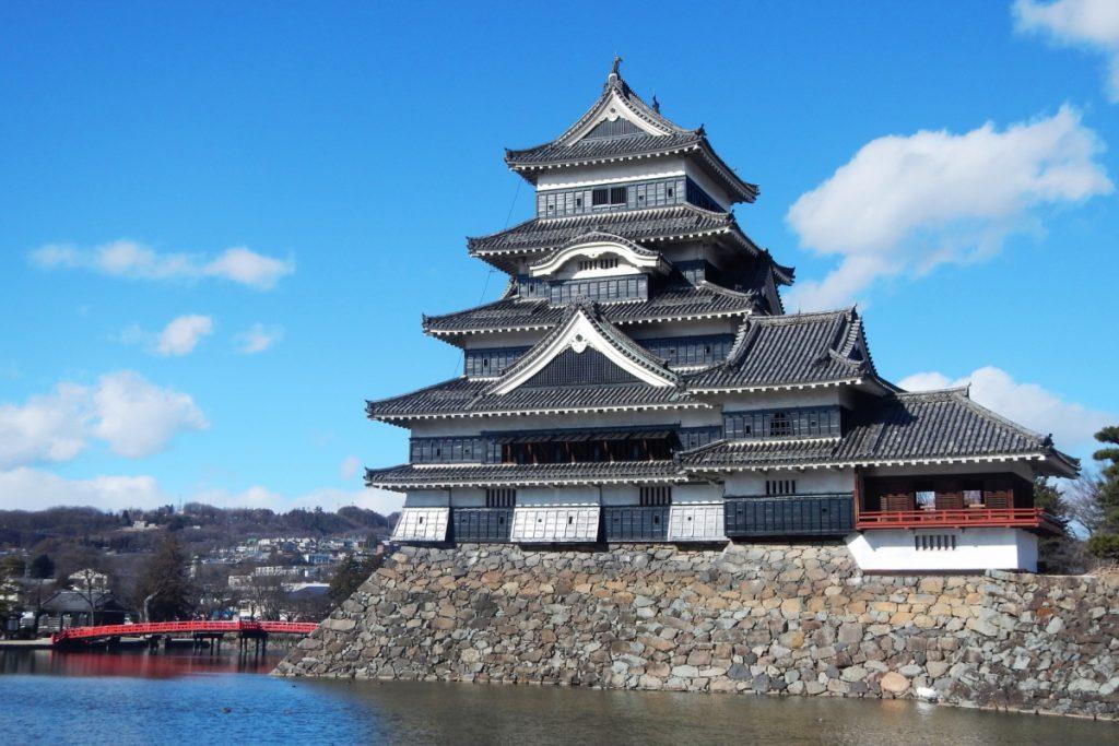 松本城 ツーリング