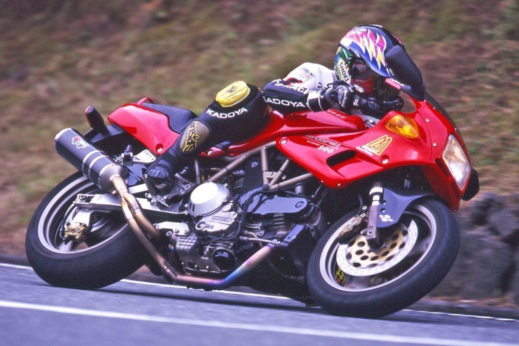 1996 Ducati 900SS