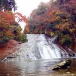 粟又の滝 2014