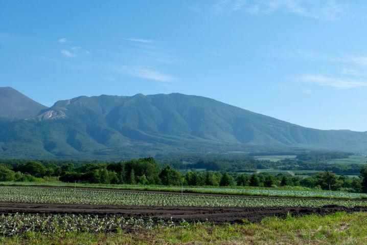 嬬恋 北軽井沢 浅間山