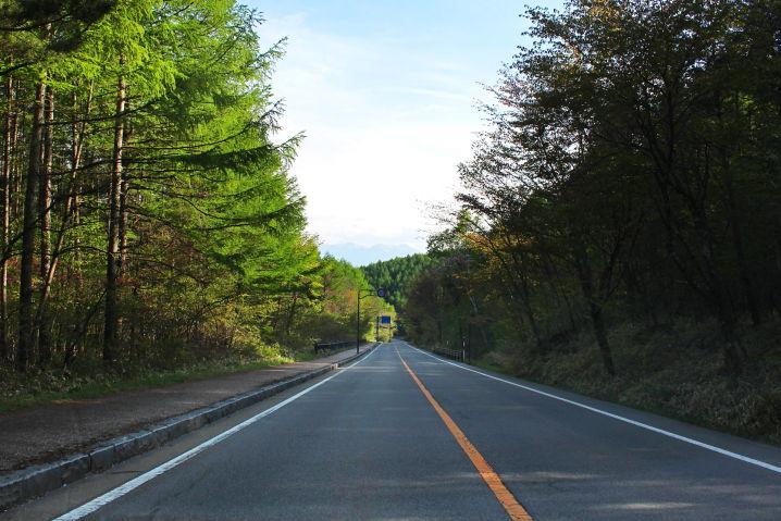 八ヶ岳 信州 ツーリング