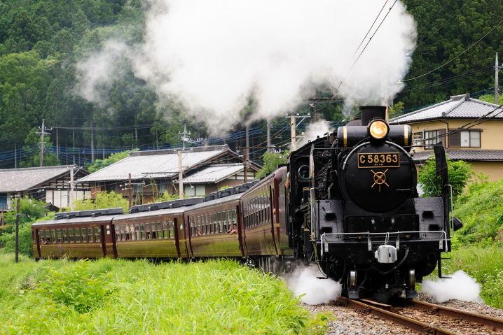 秩父鉄道 SL パレオエクスプレス