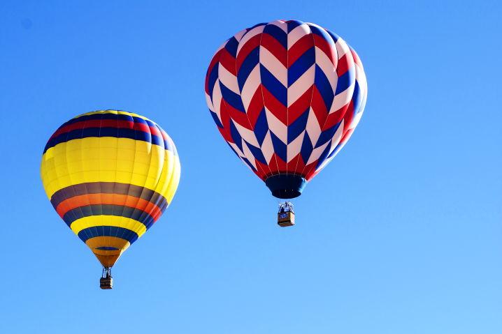 気球 バルーンレース