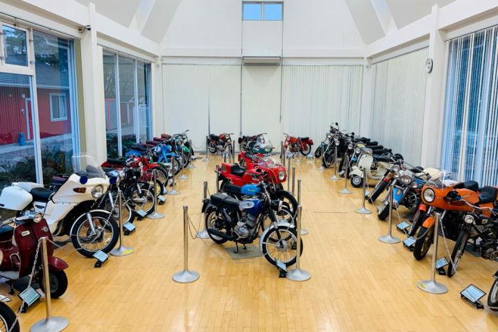 ザ・ヒロサワ・シティ クラシックバイクミュージアム