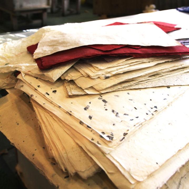 手すき和紙 細川紙